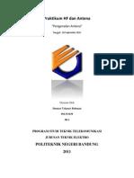 Praktikum HF Dan Antena