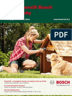 Catalogo BOSCH Hobby Set 2012