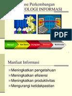 an Sistem Informasi Modern