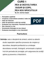 Curs - Puericultura Si Patologie Digestiva La Copil