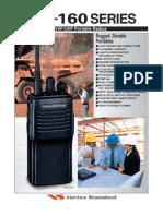 VX-160 Brochure & Spec Sheet2