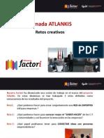 Jornada Atlankis_Retos Creativos
