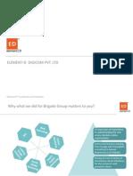 ElementD Preview V8 Web Graphic Design