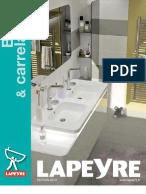 Catalogue Lapeyre Développement Durable Technologie