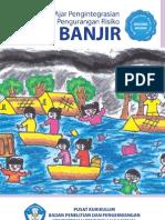 Kemdiknas SCDRR Modul Ajar Pengintegrasian Pengurangan Risiko Banjir SMU