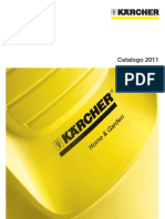Catalogo Karcher Home&Garden 2011