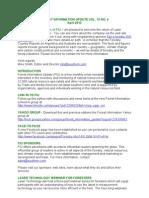 Forest Information Update Vol 13 No 4