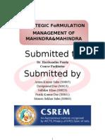 Strategic Marketing Assignment II by Group II (EPGDBM, JD)