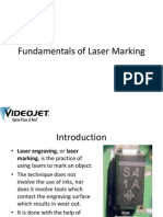 Fundamentals of Laser Marking Systems