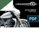 XVZ1300TF Venture - 2000