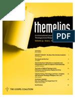 Themelios, Volume 33 Issue 3