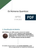 Nºs Quanticos