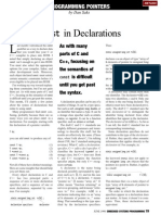1998-06 Placing Const in Declarations
