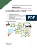 Organizational Design Toolkit
