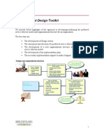 Organizational Design Toolkit
