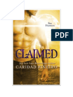 The CLAIMED Paranormal Romance
