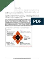 Notes Strategic Diamond
