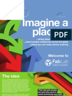 Fablab Brochure