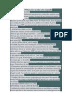 10 Perguntas sobre DST que você precisa saber responder