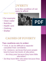 Poverty Effects