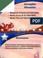 Atrophic Glossitis