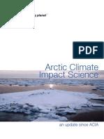 Arctic Climate Report