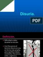 disuria