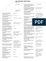 Print › Microbiology Lab Quiz
