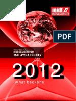 Midf 2012 Report