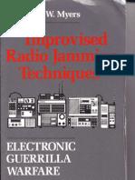 60938253 Improvised Radio Jamming Techniques PALADIN PRESS