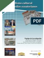 110304+El+Periodismo+Cultural+en+Los+Medios+Ecuatorianos
