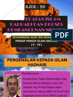 6-10 Prinsip Islam Hadhari (AIZAT)