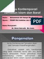 Mohammad Alif Haiqal (Hegemoni Barat Dan Globalisasi )