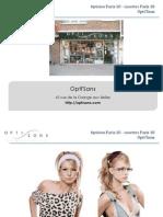 Opticien à Paris 10 - Opti'sons