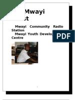 Mwayi Trust Concept Note