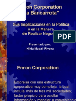 Econ Caso Enron Corporation