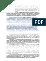 direito internacional humanitario