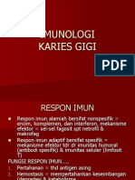 IMUNOLOGI KARIES GIGI