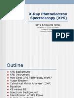 X-ray Photo Electron Spectroscopy (Xps)