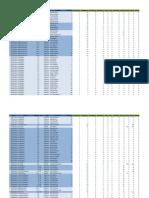 Listado carreras disputadas (24-04-12)