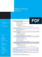 S-P Industry Surveys - Agribusiness - 2007
