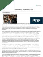 Valor Economico - Reportagem Atheniense - Processo eletrônico avança no Judiciário