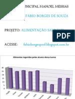 GRÁFICOS 7ª A - 2012
