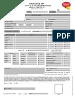Formato de Solitud Comunicaciones -EMCALI