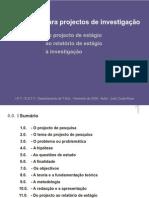 Manual de Projecto