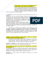 Antropologia Juridica - Temario 25 Mayo Deadline
