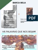 Apresentação de poemas musicados 3