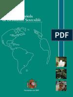 Estrategia Española de Desarrollo Sostenible(Es)/ Spanish strategy for Sustainable Development(Spanish)/ Garapen Iraunkorraren Espainiako estrategia(Es)