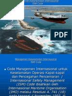 Manajemen Keselamatan Internasional-IsM Code (1)