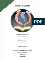 Sistemas teologicos